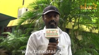 Jannis  At Meera Jaakirathai Movie Team Interview