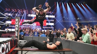 Kevin Owens vs. Roman Reigns│Royal Rumble 2017│Highlights HD