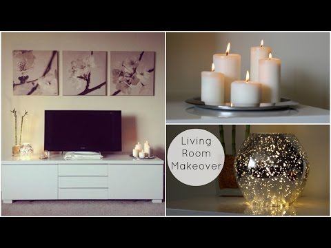 IKEA Haul + Mini Living Room Tour! | Britany's Beauty