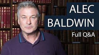 Alec Baldwin   Full Q&A   Oxford Union