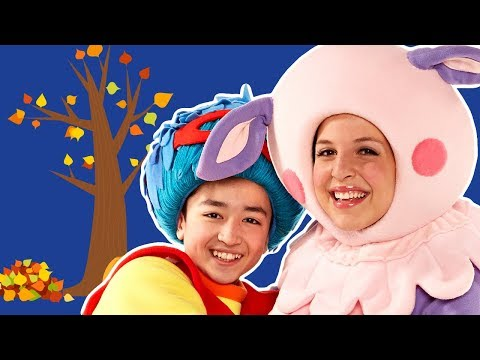 Ghost Family Fall | Holiday Special | Baby Cartoon Song from Mother Goose Club!
