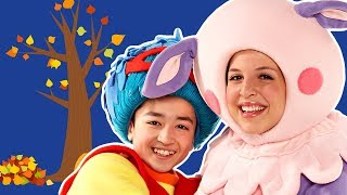 Ghost Family Fall   Holiday Special   Baby Cartoon Song from Mother Goose Club!
