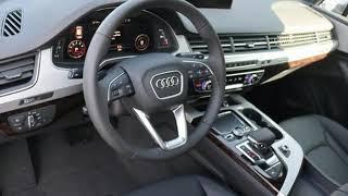 New 2019 Audi Q7 Silver Spring MD Washington-DC, MD #W92011