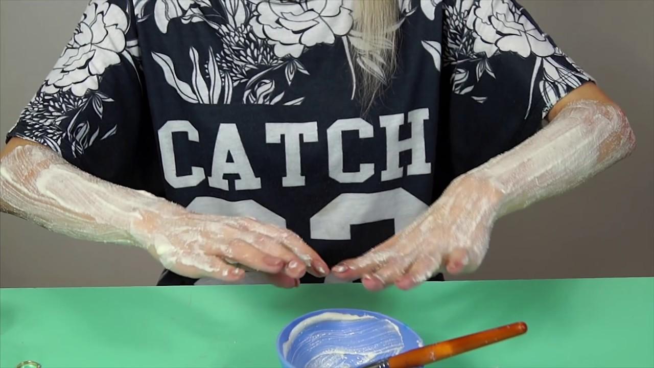 Быстро увлажнить кожу рук в домашних условиях 869