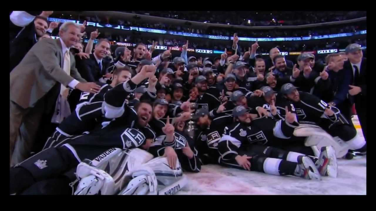 la Kings 2012 Stanley Cup