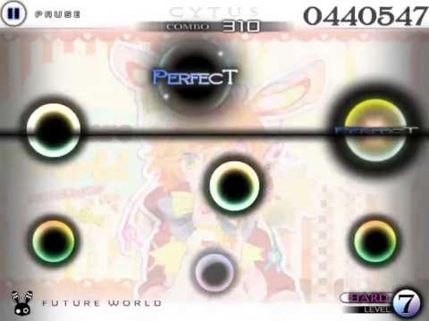 [Cytus] Future World (Hard) - Master