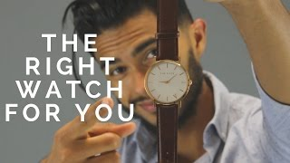 Choosing The Best Watch For Your Style