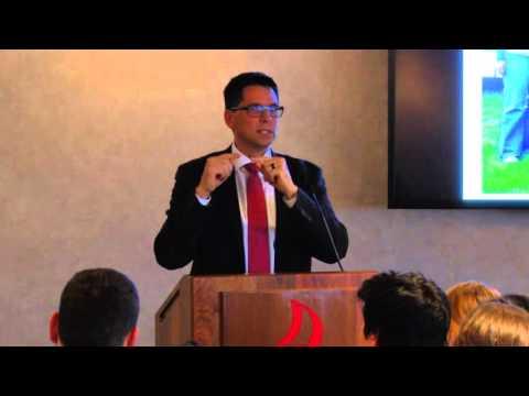 UNB's Peace & Friendship Treaty Days - Oct 30, 2015 - 11 - James Wilson