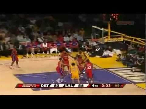 6 Best Lamar Odom Bloopers - HD