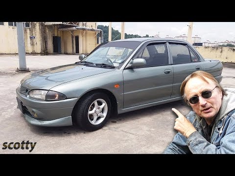 What Cars are Really Like in Singapore, Proton Wira