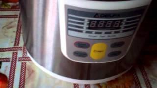 Мультиварка DELFA