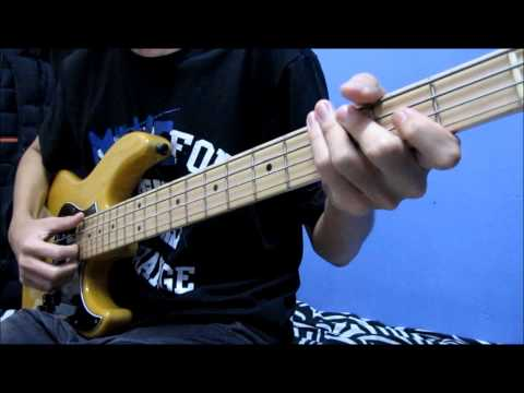 4 Minutes - I My Me Mine (bass Cover) video