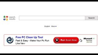 How to remove mysearchresults.com hijack virus step by step