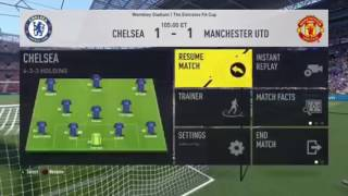 FIFA 17 last Part