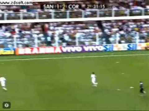 2 Gols De Ronaldo X Santos Narração Nilson Cesar video