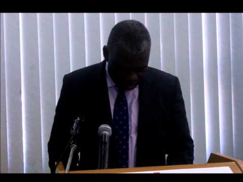 International Volunteers Day 2011_speech_Eugene Owusu_ RC, RR, and UN Humanitarian Coordinator.wmv