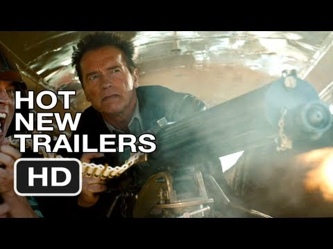 Best New Movie Trailers - September 2012 HD