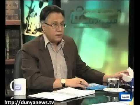 Dunya News - MERI DUNYA WITH HASSAN NISAR - 01-12-2012