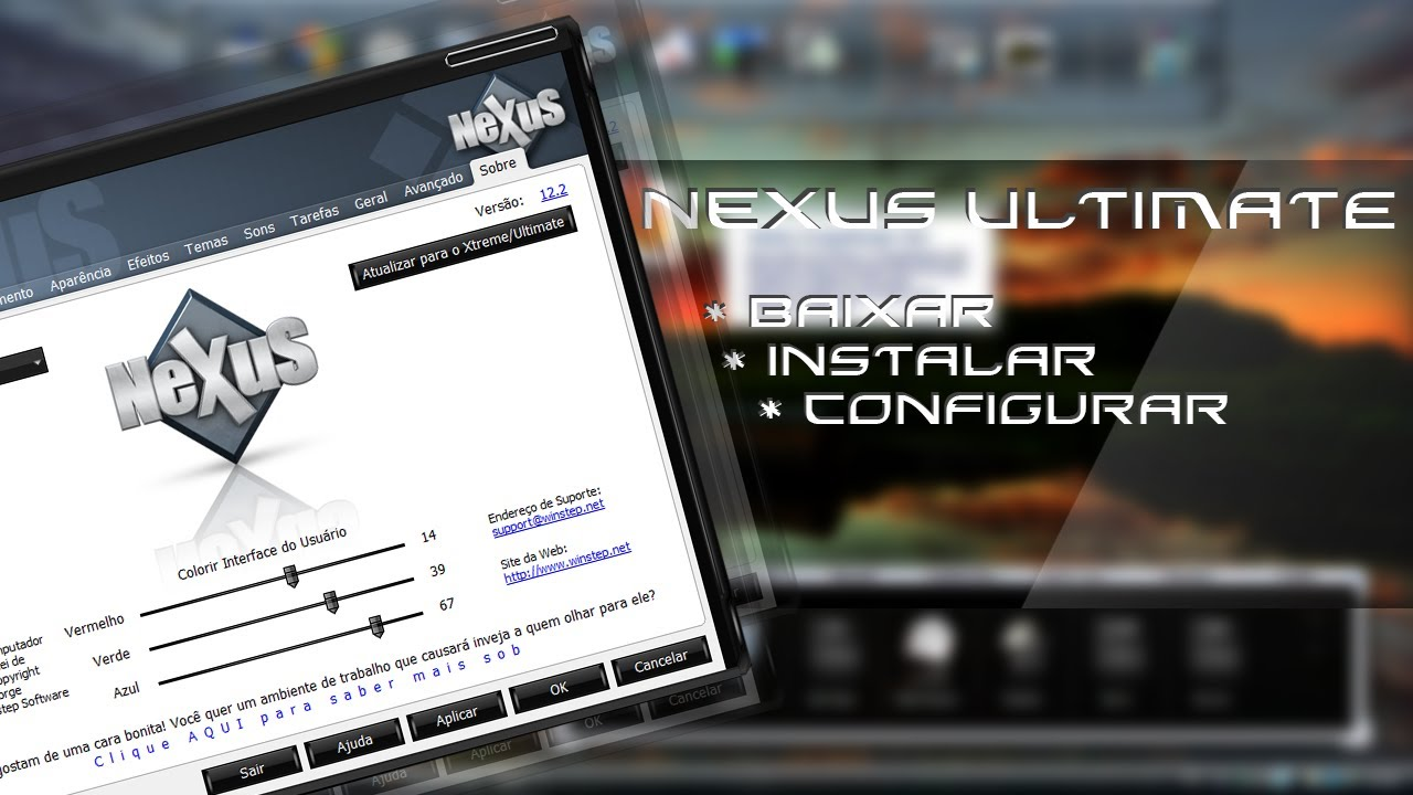 WatFile.com Download Free Download] Winstep Nexus Dock Ultimate 12 ᴴᴰ - YouTube