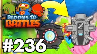 Bloons TD Battles Part 236 | BEST NEW TOWER..?!? | All Brand New Tower Skins!
