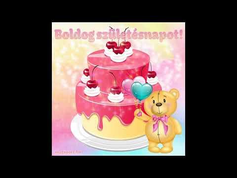 Boldog Születésnapot: Magamnak