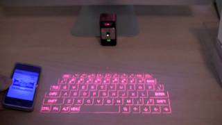 Celluon Magic Cube (Projection Keyboard)