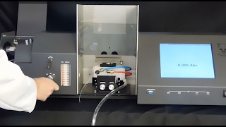 Buck Scientific - Copper Calibration using the 230ATS Atomic Absorption Spectrophotometer