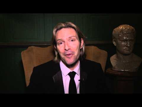 Eric Whitacre Video Shout Out - This Shining Night