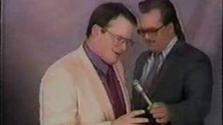 7/93 Jim Cornette insults Harrisonburg
