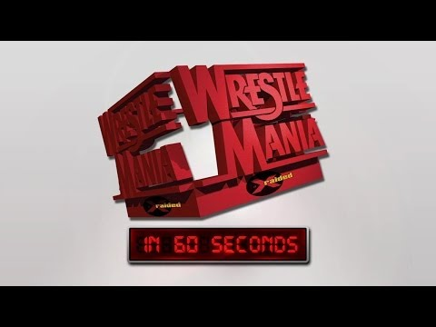 Wrestlemania In 60 Seconds: Wrestlemania Xiv video