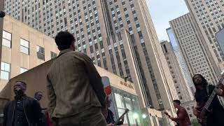 Jonas Brothers - Today Show - Extra Song - Year 3000