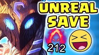 KINDRED JUNGLE IS BACK BABY!! THE MOST UNREAL SAVE | NEW CLEAR | INSANE DAMAGE - LEAGUE OF LEGENDS