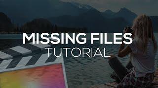 download lagu How To Fix Missing Files - Final Cut Pro gratis