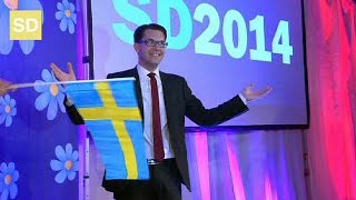 Hail Victory-Podblanc to Sweden Democrats Sick of Dirty Darkies Raping Their Woman & Bullying Whites