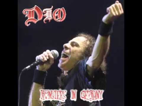 Dio- The Last In Line /Temple Of The King Live In Germany 30.08.1987