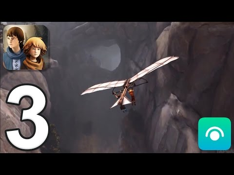 Brothers: A Tale of Two Sons - Gameplay Walkthrough Part 3 - Chapters 3-4 (iOS)
