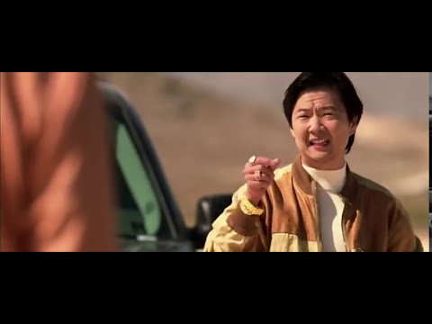 The Hangover Madness of Mr Chow