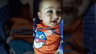 Cute indian Baby smile -2