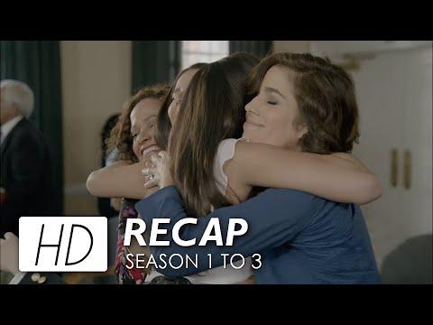 Devious Maids Season 1 to 3 Official Recap [HD]