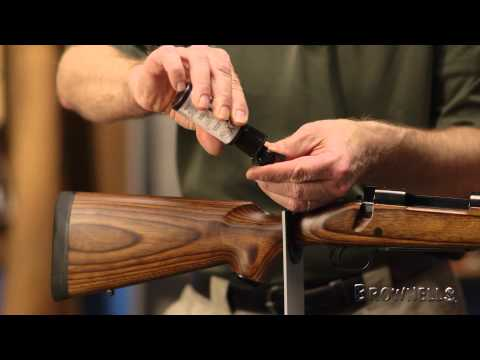 Firearm Maintenance: Winchester Model 70 Lubrication — Part 3/4