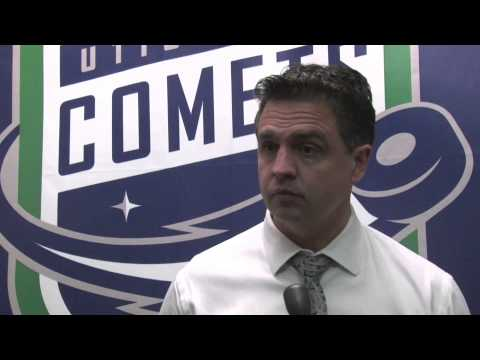 Comet TV: Highlights 3-5-14 Utica Comets vs. Oklahoma City Barons