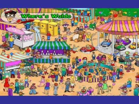 Where's Waldo ?(Original)
