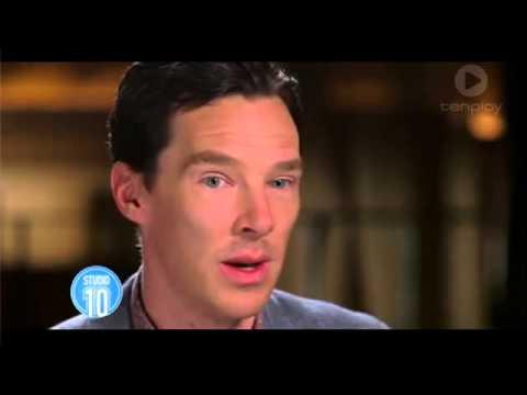 Benedict Cumberbatch Opens Up