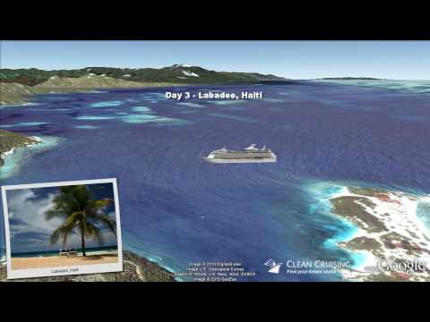 Navigator of the Seas video