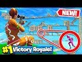 *NEW* DEATH RUN Custom Gamemode In Fortnite Battle Royale