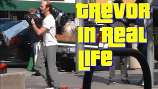 GTA 5 Dead Body Prank - Trevor Philips