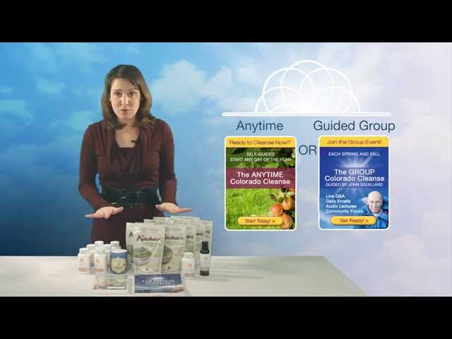 Anytime Simply Herbs Colorado Cleanse Kit