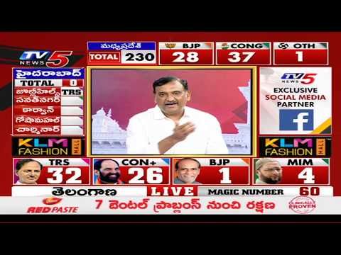 Debate On Telangana Election Results #2 | Assembly Elections 2018 | TV5 News