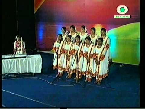 Patriotic Song .sacredheart Girls Convent Thrissur. video