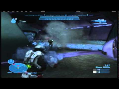 Tips for Earning CR in Halo Reach - Inclement Weather Multiplayer Gameplay